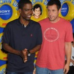 Chris Rock gets a 'Thank You' Car from Sandler