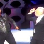 Video: Wolf Blitzer Gets His Dougie on at the Soul Train Awards