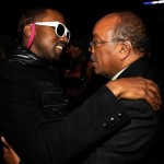 Quincy Jones on Kanye: 'I Don't Think About Him Much.'