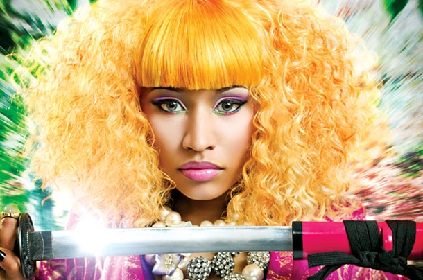 "Nicki Minaj's debut album, ""Pink Friday"" leaked over the Internet."