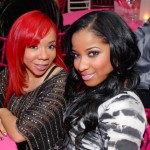 Toya Wright: There's No Beef With Tiny 'We Talk ALL the Time'