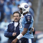 Vince Young Texts Apology to Titans Coach