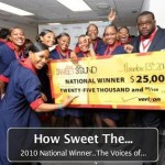 Video: Compton Choir (Voices of Destiny) Wins How Sweet the Sound