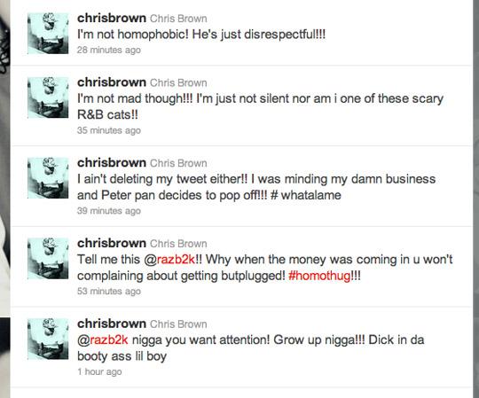 Chris brown get off my dick best