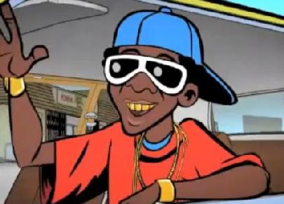 flavor flav2010 screenshot cartoon med wide Flavor Flav On Your GPS!!!