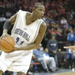 Seton Hall Ball Player Shot in Robbery