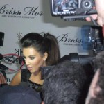 Video/Photos: Kim Kardashian Launches Brissmor Watch Collection