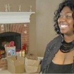 Video: Single Mother Survives Abuse and Fire for Christmas Blessing