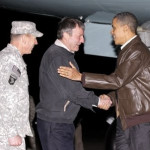 Surprise: President Obama Arrives in Afghanistan
