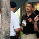 Photos: Shaved Ice, Golf, Snorkeling for Obamas in Hawaii