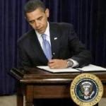 Obama Signs Tax Cut Extension legislation