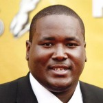 'Blind Side's' Quinton Aaron Visits 'One Tree Hill'