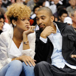 Rihanna and Matt Kemp Update: Things Cooling Down?