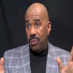 Video: Steve Harvey Says Men Can't Have Female Friends