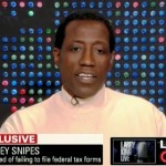 Video: Wesley Snipes Takes Tax Case to Larry King