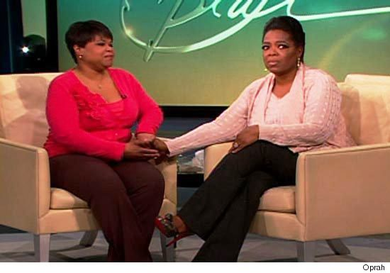0124 oprah sister credit Oprahs Family Secret Scores Huge Ratings