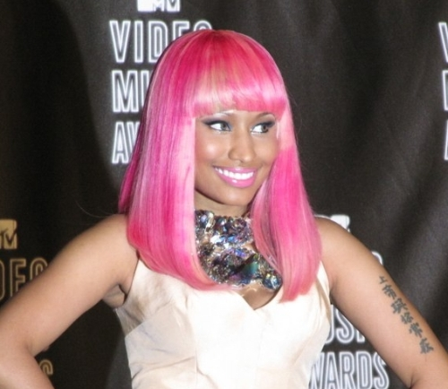 Instead, Minaj has re-worked the track with guest star Lil Wayne,