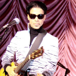 Prince Ends Madonna Feud; Serenades Leighton Meester
