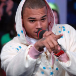 Video: Chris Brown Makes Ricky Romance Look Silly in Spoof