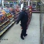 Jokey Joke (Video): Officer Caught Shakin' His Groove Thang on Store Camera