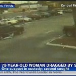 Video: 78-Year Old Woman Dragged By Purse Snatchers