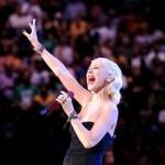 Christina Aguilera to Belt National Anthem at Super Bowl