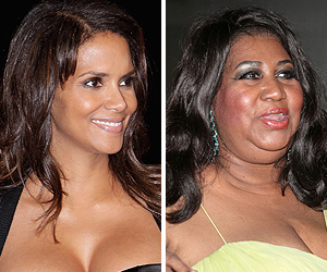 halle and aretha Halle Berry To Play Aretha Franklin In Biopic