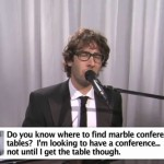 Video: Kanye's Tweets Sung by Josh Groban