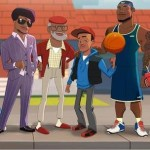 LeBron James Cartoon Series to Give Positive Messages