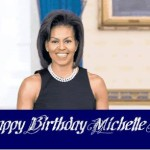 Happy Birthday FLOTUS!