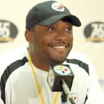 Steelers Coach Mike Tomlin Gets Respect and Deservedly So