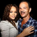 Rihanna and Daddy Cut the Tension