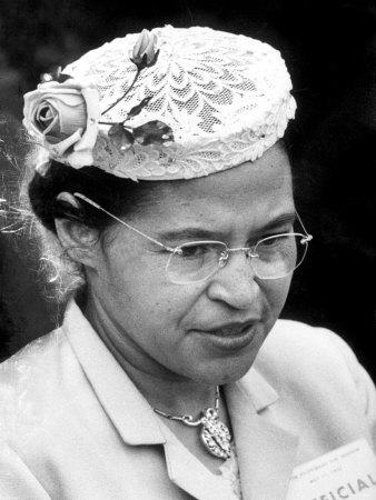 Rosa Parks Memorabilia To Library Of Congress Via Howard G. Buffet Foundation