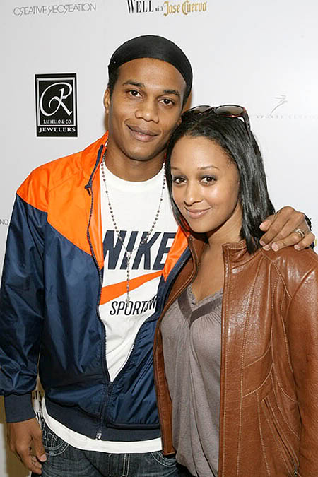 "tia mowry and husband. *""Sister Sister"" vet Tia Mowry"