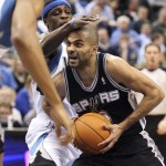 Tony Parker Still 'Trying to Make Sense of Things'