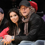Report: Gabriel Aubry's Date with Kim Kardashian Set Halle Off