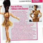Video: Beyonce Does 'L'Officiel Paris' in Blackface