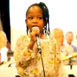 Video: Harmony 'Love' Bailey Sings at New Performing Arts center in L.A.