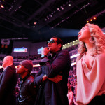 Photos: Jay-Z and Beyonce Courtside at NBA All-Star Game