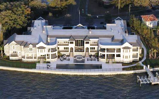 This Photo Of Derek Jeter S Colossal Piece Of Real Estate In Tampa