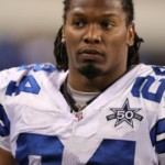 Police Detain NFL's Marion Barber in Beverly Hills