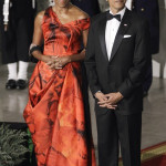 First Lady Gets Apology From Diane Von Furstenberg