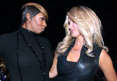 nene leakes - kim zolciak
