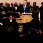 Video: Black Church Questioning Support of Obama