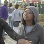 Video: Mob of Mourners Attack News Crew Covering Sacramento Shooting