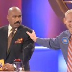 Jokey Joke (Video): Steve Harvey Shocked by Answer on 'Family Feud'