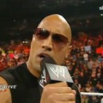 Video: Dwayne 'The Rock' Johnson Makes WWE Return