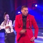 Video: Chris Brown on his Best Behavior at 'DWTS'