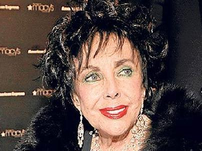 oscar winning actress elizabeth taylor died today at cedars sinai