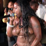 Foxy Brown Says She Wasn't kicked off Joyner Cruise; Calls him a Liar